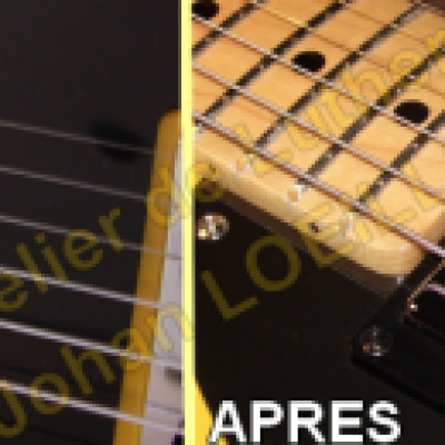 Adaptation micro double sur Telecaster 52'