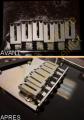 Nettoyage chevalet Fender Telecaster + lubrification
