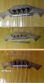 Réparation d'un chevalet de basse acoustique