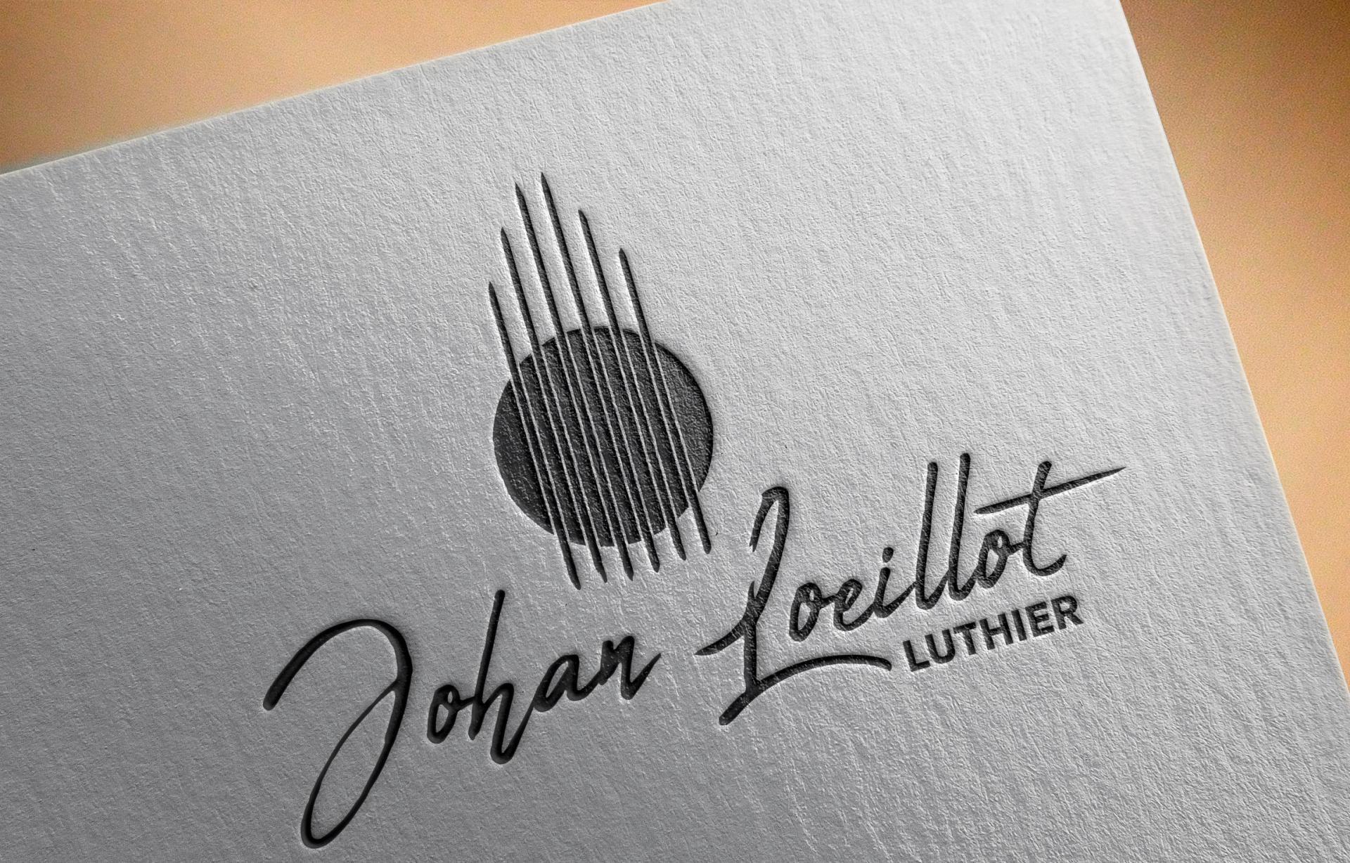 Logo johan loeillot final