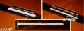 Fabrication sur mesure d'un sillet de chevalet en os (avec compensation, pour gaucher)